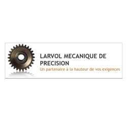 LARVOL MECANIQUE DE PRECISION (Cession)
